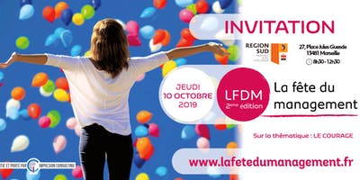 LA FETE DU MANAGEMENT 2019 A MARSEILLE