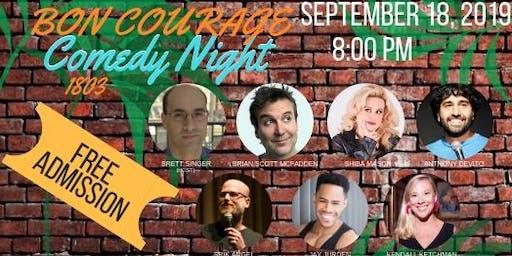 All Stars Comedy Night in Tribeca