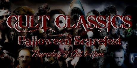 Cult Classics- Halloween Scarefest tickets