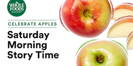 Celebrate Apples: Saturday Morning Story Time tickets