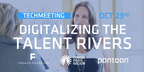 TechMeeting - Digitalizing the Talent Rivers tickets