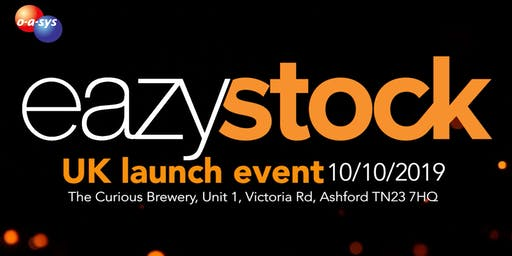 Eazystock UK Launch Event