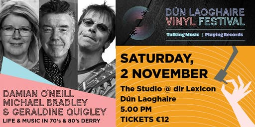 Music & Life in 70's & 80's Derry
