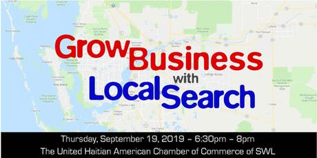 Grow Business With Local Search tickets