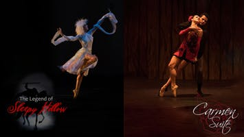 "The Georgia Ballet's ""The Legend of Sleepy Hollow"""