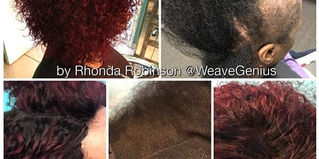 Detroit MI | Lace Front Sew-in Install Class tickets
