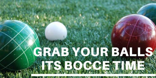1st Annual PRM Bocce Ball Tournament