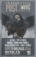 Post. Festival Ft. The Leshen