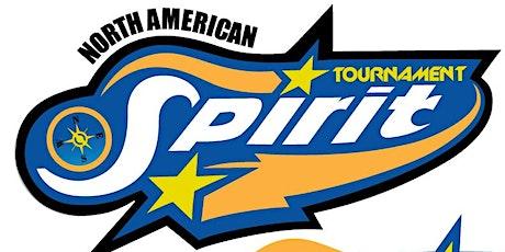 North American Spirit Tournament tickets