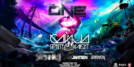 Ganja White Night The One Tour at Bajas tickets