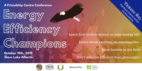 Indigenous Energy Efficiency Champions: Slave Lake tickets