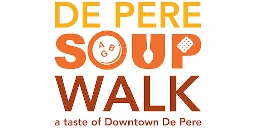 De Pere Soup Walk