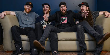 Strange Machines with Muscle Tough at Nectar's tickets