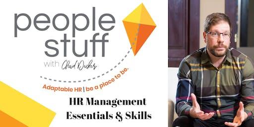 HR Management Essentials & Skills