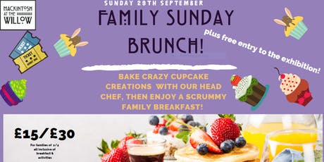 Crazy Cupcake Creations & Family Brunch! tickets