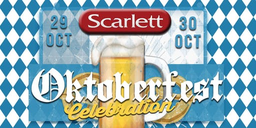 Oktoberfest 2019 @Scarlett Machinery