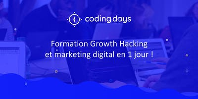 Formation 1 jour en Growth Hacking et marketing digital