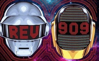 REV909: Daft Punk/French House tribute and Indie Dance classics with Will Eastman and O...