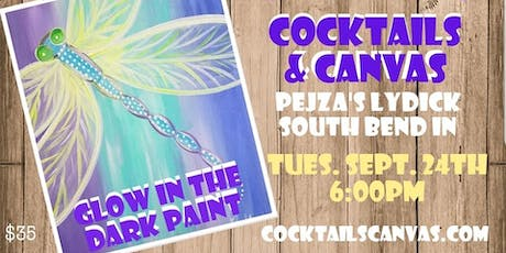 Cocktails & Canvas tickets