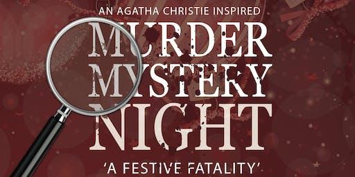 Murder Mystery - Festive Fatality
