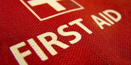 USCCA Emergency First Aid Fundamentals tickets
