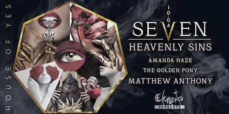 Seven Heavenly Sins tickets