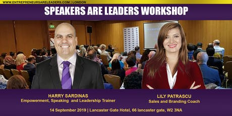 Discover Presentation Skills @ Speakers Are Leaders tickets