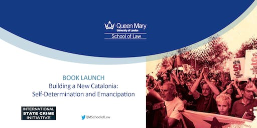 Book Launch: Building a new Catalonia