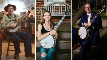 *8th Annual California Banjo Extravaganza with Leroy Troy, Gina Furtado, Bill Evans & Their All-Star Band