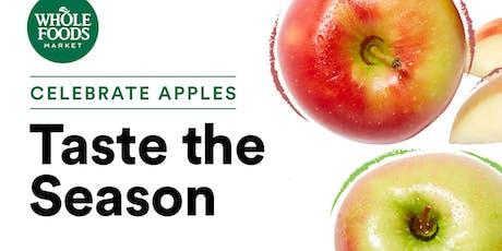 Celebrate Apples: Taste the Season tickets
