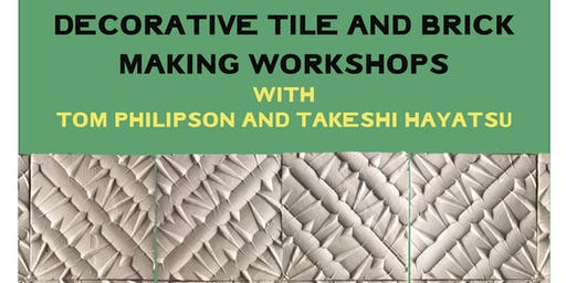 Decorative Tile and Brick Making Workshop