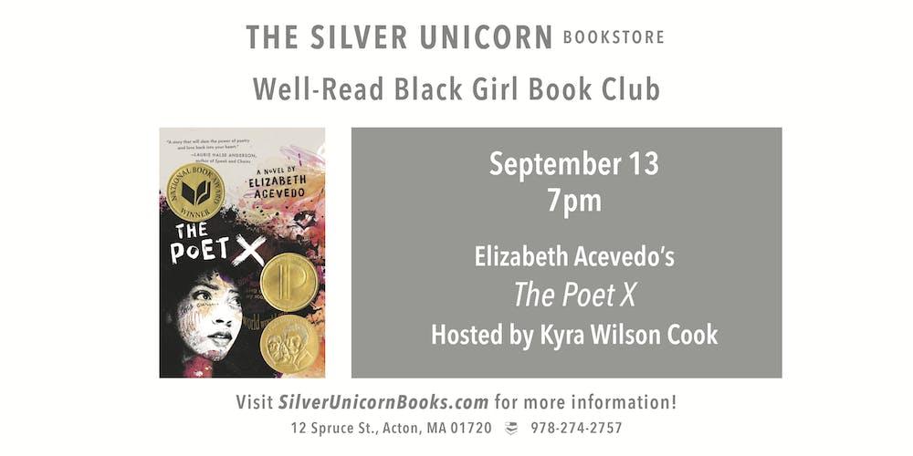 Well-Read Black Girl Book Club: The Poet X Tickets, Fri, Sep