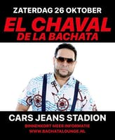 All Stars Edition met El Chaval de la Bachata LIVE on stage