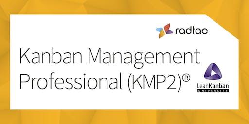 Kanban Management Professional (KMP2)