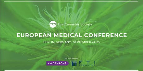The European Medical Cannabis Conference tickets