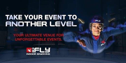 iFLY Cincinnati Corporate Open House