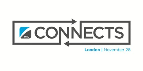 MRC Connects London tickets