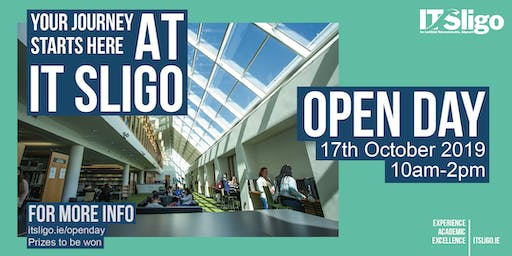 IT Sligo Open Day