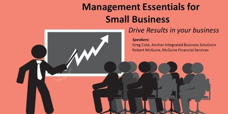 Operations & Management Essentials for Small Business tickets