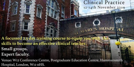 Imperial Teaching in Clinical Practice Course