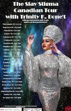 POZitivity: Slay Stigma Canadian Drag Tour w/ TRINITY K BONET billets
