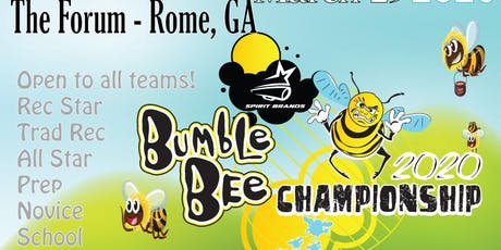 Bumble Bee Cheer & Dance Championships tickets