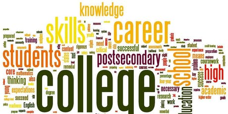 College and Career Planning Workshop tickets