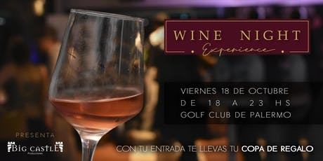Wine Night Experience entradas