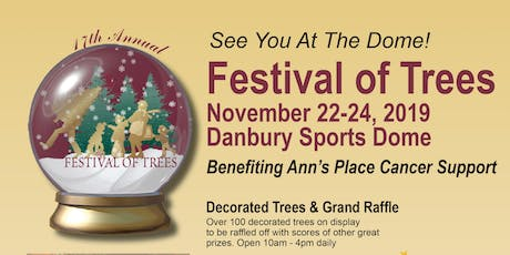 2019 Ann's Place Festival of Trees tickets