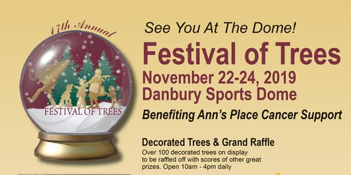 2019 Ann's Place Festival of Trees