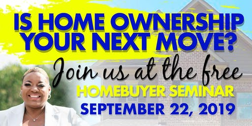 FREE HOME BUYER SEMINAR-SOLUTIONS SUNDAY WITH SHANA- Sept 22nd
