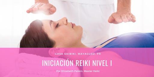 Iniciación Reiki Nivel I