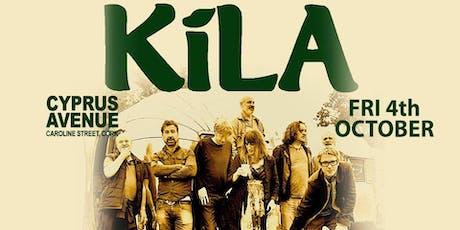 KILA with Liam O Maonlai tickets