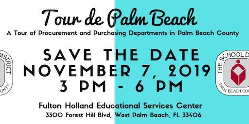 Tour de Palm Beach: A Tour of Procurementand Purchasing Departments in PBC